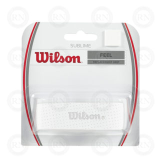 WILSON SUBLIME WHITE TENNIS GRIP