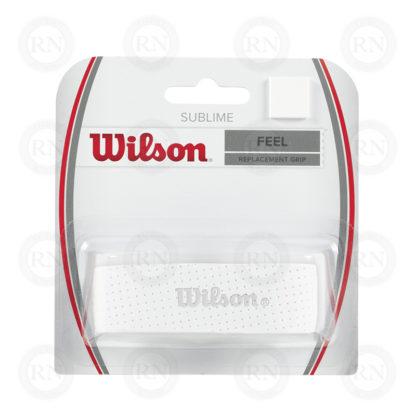 WILSON SUBLIME WHITE TENNIS GRIP