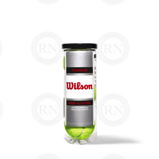 WILSON TITANIUM TENNIS BALLS