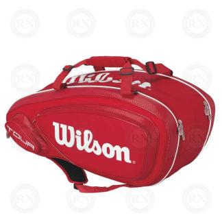 WILSON TOUR V 9 RED