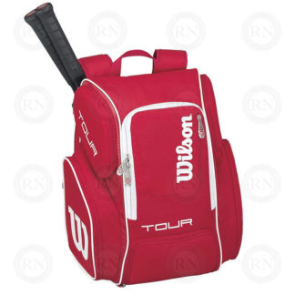 WILSON TOUR V BACKPACK RED