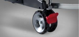 Illustration: Wheels with Brakes