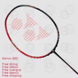 Yonex Astrox 88 D badminton racquet