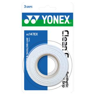 YONEX CLEAN GRAP OVERGRIP 3 PACK