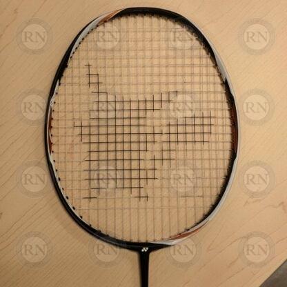 Yonex Duora Z-Strike Badminton Racquet with Pikachu Stencil