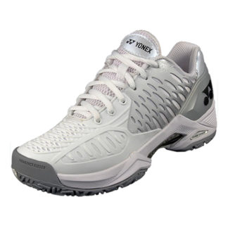 YONEX ECLIPSION LADIES ALL COURT SHOE WHITE GRAY