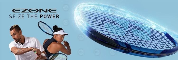 Banner: Ezone Tennis Racquet Series