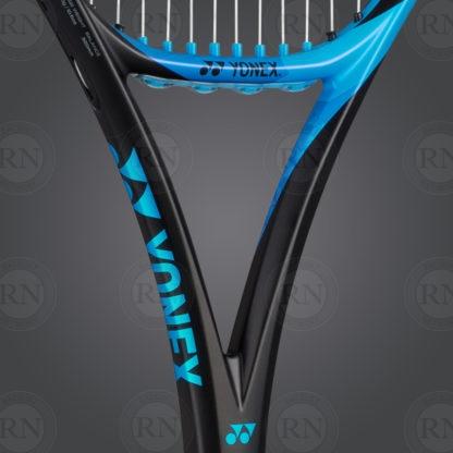YONEX EZONE 98 TENNIS RACQUET BLUE BASE