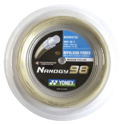 YONEX NANOGY 98 BADMINTON STRING REEL