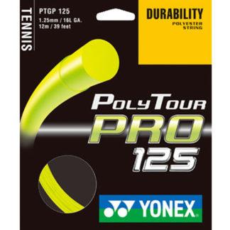 YONEX POLYTOUR PRO 16L TENNIS STRING