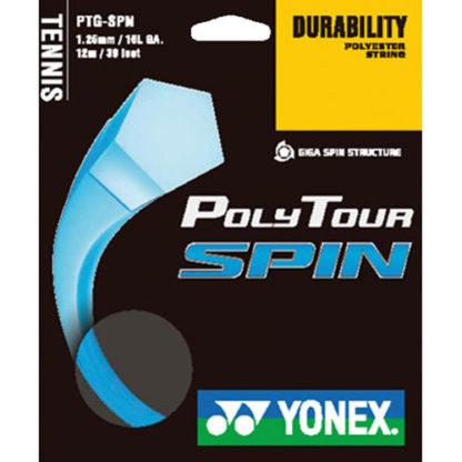 YONEX POLYTOUR SPIN 16L TENNIS STRING