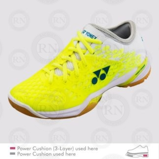YONEX POWER CUSHION 03 Z LADIES YELLOW