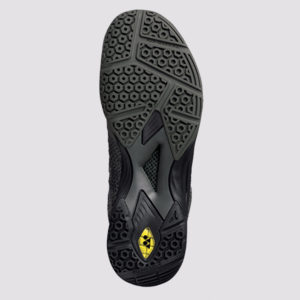 YONEX POWER CUSHION AERUS 3 COURT SHOES BLACK OUTSOLE