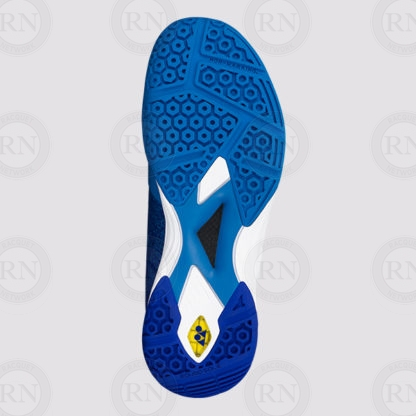 YONEX POWER CUSHION AERUS 3 COURT SHOE LADIES BLUE OUTSOLE