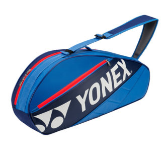YONEX TOURNAMENT RACQUET BAG 7623 BLUE