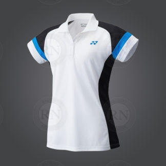 Yonex Women's Team Polo YW0002 White