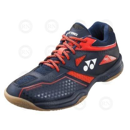 Yonex 36X Wide Badminton Shoes Navy - Whole Shoe