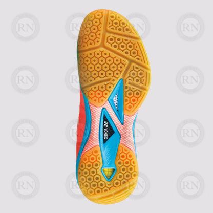 Product Knock Out: Yonex 65Z2 Ladies Badminton Shoe Coral - Sole