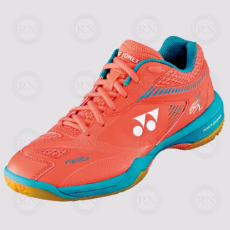 Product Knock Out: Yonex 65Z2 Ladies Badminton Shoe Coral - Whole Shoe