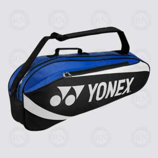 Yonex Active 3 Racquet Bag 8923 - Black Blue - Full