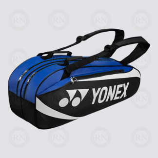 Yonex Active 6 Racquet Bag 8926 - Black Blue - Full