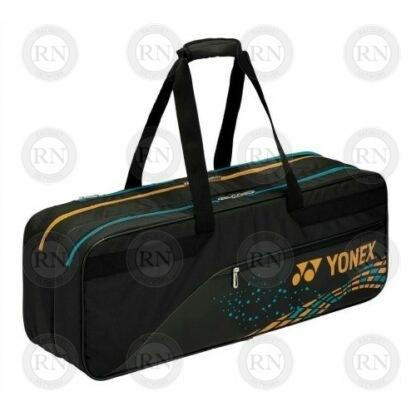 Yonex Pro Series 82031W Tournament Bag in camel gold