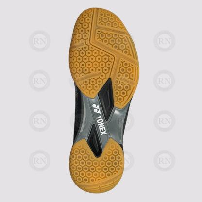 Yonex Aerus 3R Badminton Shoe - Black - Gum rubber outsole