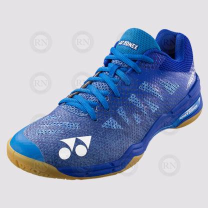 Yonex Aerus 3R Blue. Gum rubber outsole. Whole shoe.