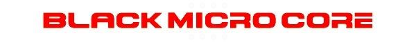 Yonex Black Micro Core Tennis Racquet Technology