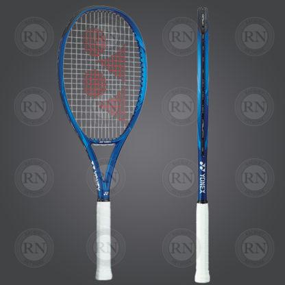 Product Knock Out: Yonex Ezone 100 Light Tennis Racquet - Dual View
