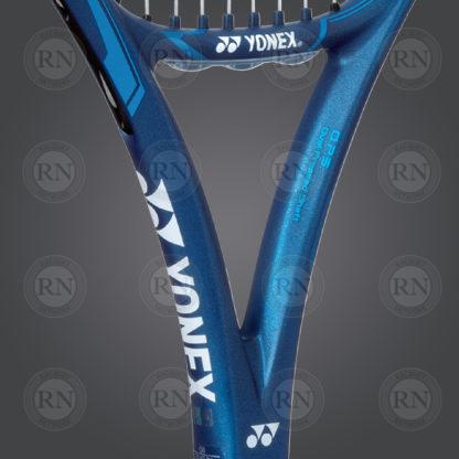 Product Knock Out: Yonex Ezone 25 Junior Tennis Racquet - Blue - Throat