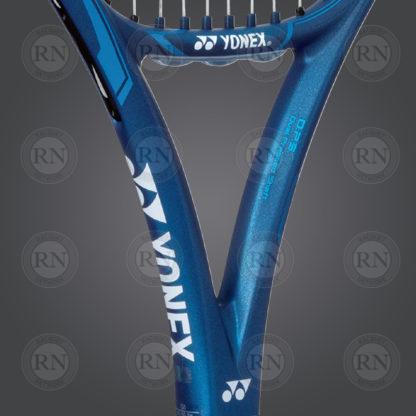 Product Knock Out: Yonex Ezone 26 Junior Tennis Racquet - Blue - Throat