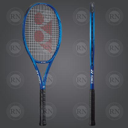 Product Knock Out: Yonex Ezone 98 Tennis Racquet - Dual View