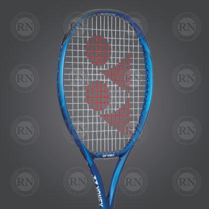 Product Knock Out: Yonex Ezone Feel Tennis Racquet - Blue - Head