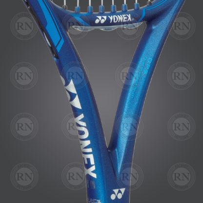 Product Knock Out: Yonex Ezone Feel Tennis Racquet - Blue - Throat