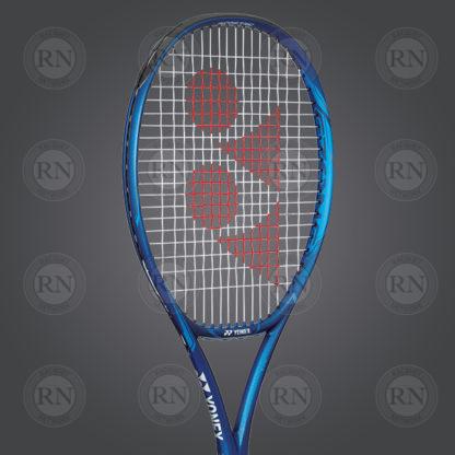 Product Knock Out: Yonex Ezone Game Tennis Racquet - Blue - Head