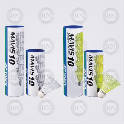 Product Array: Yonex Mavis 10 Nylon Shuttlecocks
