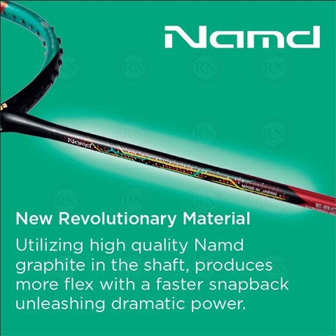 Yonex Namd Badminton Racquet Technology