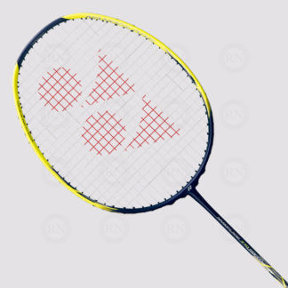 Yonex Nanoflare 370 Speed Badminton Racquet Head Yellow