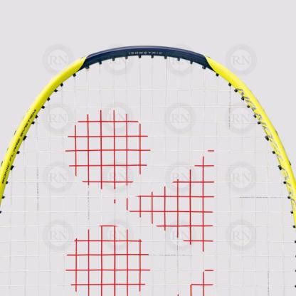Yonex Nanoflare 370 Speed Badminton Racquet Loop Yellow
