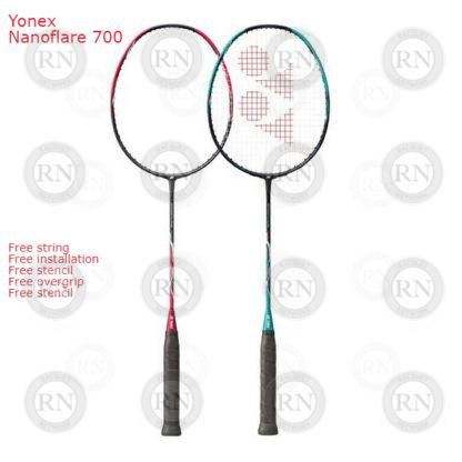 Yonex Nanoflare 700 Badminton Racquet