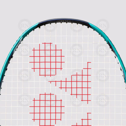 Yonex Nanoflare 700 Badminton Racquet Blue -Top of Loop