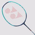 Yonex Nanoflare Jr Badminton Racquet Head Blue Green