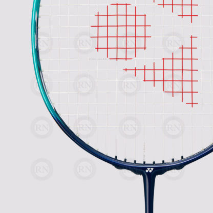 Yonex Nanoflare Jr Badminton Racquet Throat Blue Green