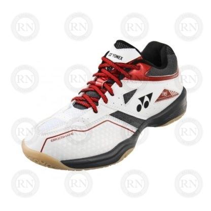 Yonex Power Cushion 36 White Badminton Shoe - Whole Shoe