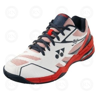 Yonex Power Cushion 56 Badminton Shoe White Red Whole Shoe