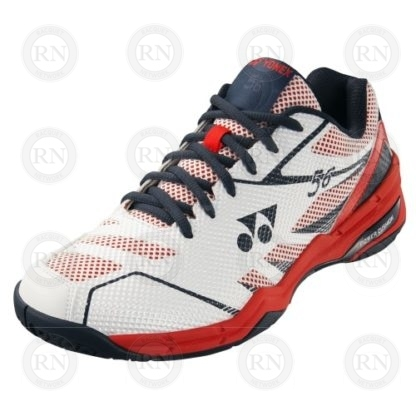 Yonex Power Cushion 56 Badminton Shoe White Red Whole Shoe