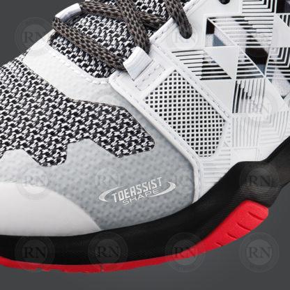 Yonex Power Cushion-Sonicage Tennis Shoe White-Black