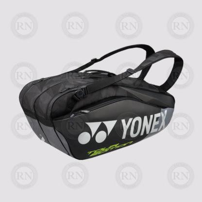 Yonex Pro 6 Racquet Bag 9826 - Black