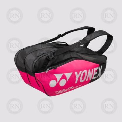 Yonex Pro 6 Racquet Bag 9826 - Black Pink